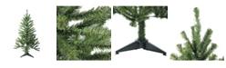 Northlight 5' Canadian Pine Artificial Christmas Tree - Unlit