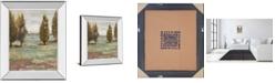 "Classy Art Prairie Grove II by Paul Duncan Mirror Framed Print Wall Art, 22"" x 26"""