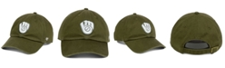 '47 Brand Milwaukee Brewers Olive White CLEAN UP Cap