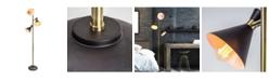Crystal Art Gallery American Art Decor Adjustable Tree Floor Lamp