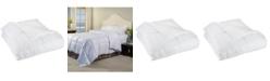 Superior Stripe Reversible Comforter, Full/Queen