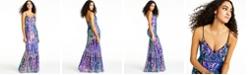 City Studios Juniors' Sequin Gown