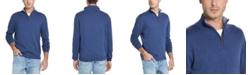 Weatherproof Vintage Men's Quarter Zip Sweater