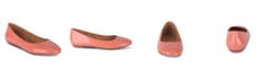 Wanted Women's Marlo Patent Flat Shoes