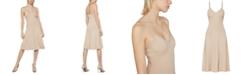 BCBGMAXAZRIA Knit A-Line Midi Dress