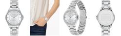 COACH Women's Astor Stainless Steel Bracelet Watch 31mm