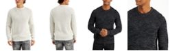 INC International Concepts INC Men's Page Crewneck Sweater, Created for Macy's