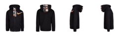 Nike Little Boys Dri-FIT French Terry Full-Zip Hoodie