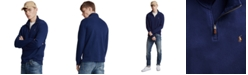 Polo Ralph Lauren Men's Estate-Rib Cotton Quarter-Zip Pullover