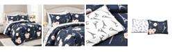 Home Boutique CLOSEOUT! 3-Piece Microfiber King Quilt Sets