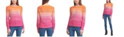 Calvin Klein Cotton Ombré Sweater
