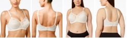 Bali Flower Bali 2-Ply Full Coverage Underwire Bra 180