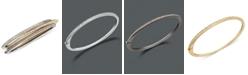 Eliot Danori Thin Stackable Bangle Bracelets, Created for Macy's