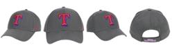'47 Brand Texas Rangers Charcoal MVP Cap