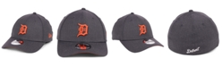 New Era Detroit Tigers Charcoal Classic 39THIRTY Cap
