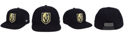 Authentic NHL Headwear Vegas Golden Knights Core Chase Snapback Cap