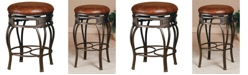 Hillsdale Montello Backless Swivel Counter Stool