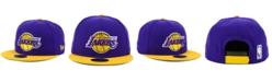 New Era Los Angeles Lakers Basic 2 Tone 9FIFTY Snapback Cap