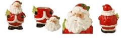 "National Tree Company National Tree 10"" Santa Cookie Jar"