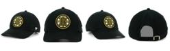 Authentic NHL Headwear Boston Bruins Fan Relaxed Adjustable Strapback Cap