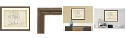 Amanti Art Sailboat Blueprint I  Framed Art Print