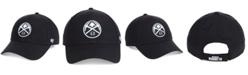 '47 Brand Denver Nuggets Black White MVP Cap