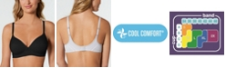 Hanes Ultimate Natural Lift Shaping T-Shirt Wireless Bra DHHU25, Online only