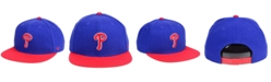 '47 Brand Boys' Philadelphia Phillies Basic Snapback Cap