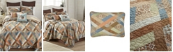 American Heritage Textiles Sienna Cotton Quilt Collection, Queen