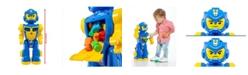 Fundamental Toys Molto - Robot Transformer Blocks, 15 Pieces