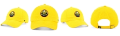 '47 Brand Denver Nuggets CLEAN UP Strapback Cap
