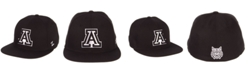 Zephyr Arizona Wildcats M15 Black & White Fitted Cap