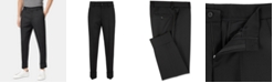Hugo Boss BOSS Men's Perin Relaxed-Fit Cropped Wool Trousers
