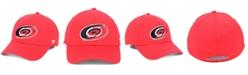 Authentic NHL Headwear Carolina Hurricanes Basic Flex Stretch Fitted Cap