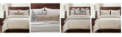 Siscovers Pacific Sand Linen 5 Piece Twin Luxury Duvet Set