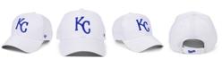 '47 Brand Kansas City Royals White MVP Cap