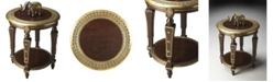 Butler Specialty Butler Ranthore Brass Accent Table