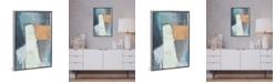 "iCanvas Wax Falls Ii by Jennifer Goldberger Gallery-Wrapped Canvas Print - 26"" x 18"" x 0.75"""