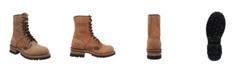 "AdTec Women's 9"" Logger Boot"