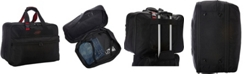 """A. Saks 21"""" Expandable Soft Carry on Suitcase"""