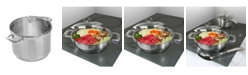Chantal  Induction 21 Steel Cookware Collection