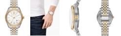 Michael Kors Men's Lexington Two-Tone Stainless Steel Bracelet Watch 42mm