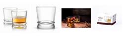 JoyJolt Afina Scotch Whiskey Glasses Set of 2