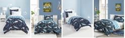 Dream Factory Sharks 7-Piece Full Bedding Set