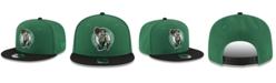 New Era Boys' Boston Celtics Basic 9FIFTY Snapback Cap