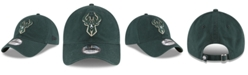 New Era Milwaukee Bucks Core Classic 9TWENTY Cap