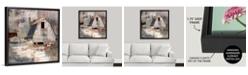 "GreatBigCanvas Early Americana' Framed Canvas Wall Art, 36"" x 36"""