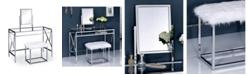 Furniture of America Ian Contemporary Vanity Set