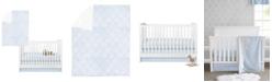 Pam Grace Creations Medallion 3 Piece Crib Bedding Set
