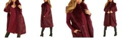 GUESS Lushious Faux-Fur Vest